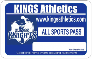 Kings Athletic Season Pass graphic