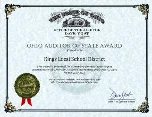 Auditor of State graphic