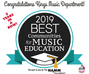 Best Community for Music Education graphic