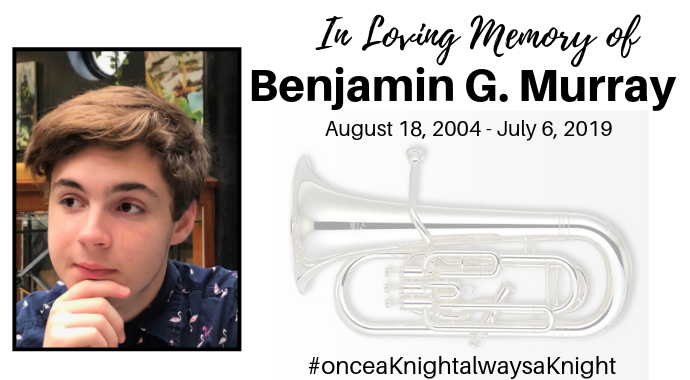 In loving memory of Ben Murray