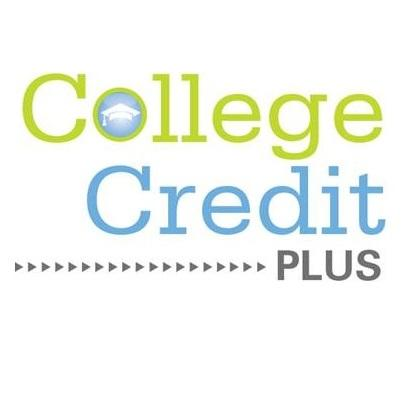 College Credit Plus graphic