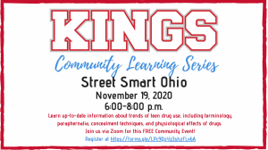 Community Learning Series Nov. 19