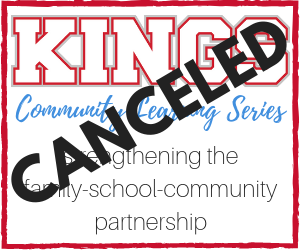 Canceled Kings Community Learning Series