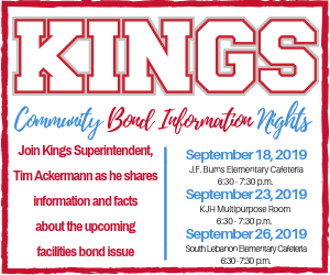 Community Bond Information Nights graphic