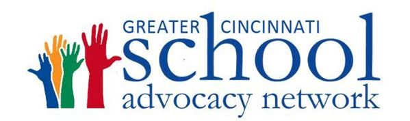 Greater Cincinnati School Advocacy Network graphic