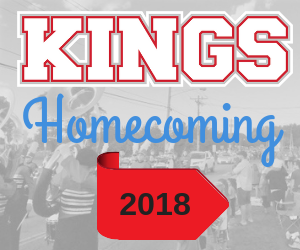 Kings Homecoming 2018 graphic