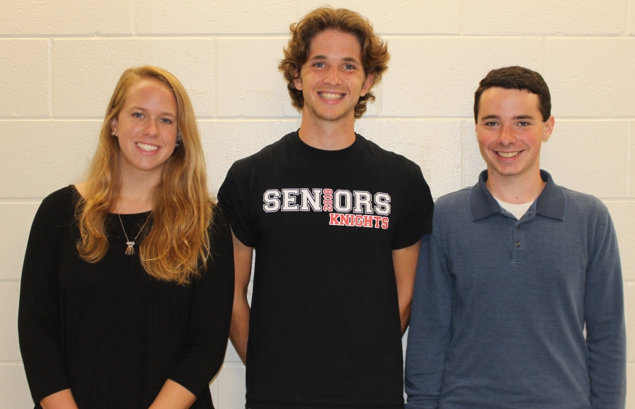 2018 National Merit Commended Scholars picture