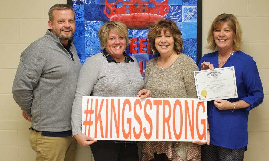 Kings Treasurer's Office Staff