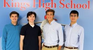 KHS National Merit Commended Scholars