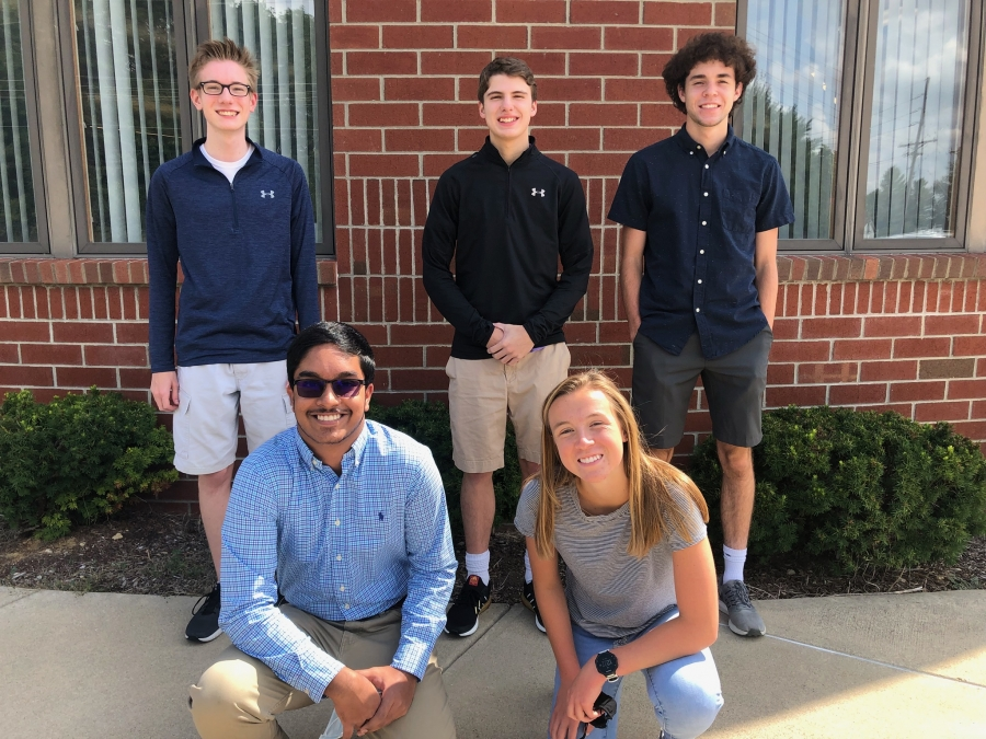 KHS National Merit Semifinalists
