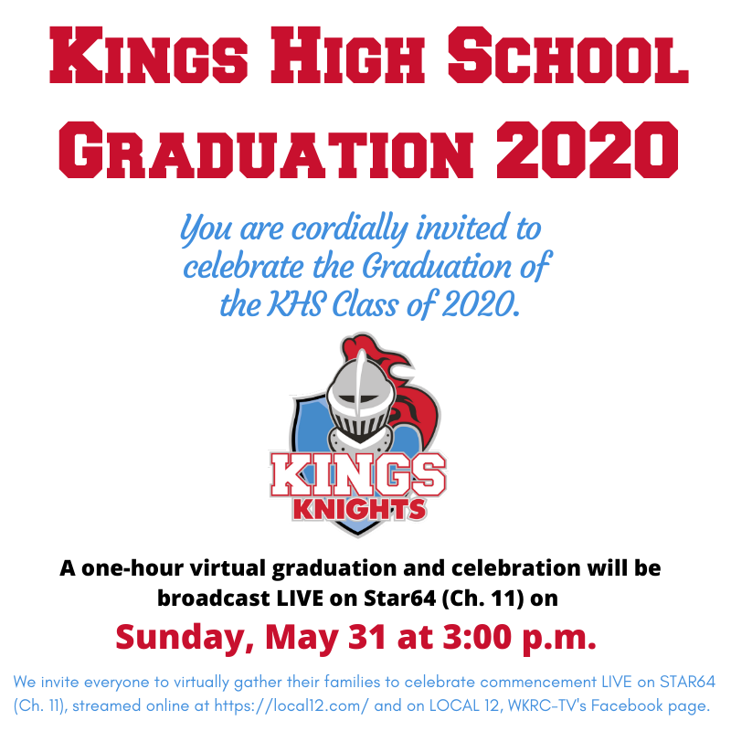 KHS Graduation Invitiation