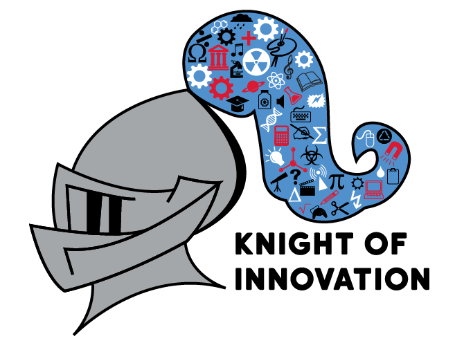 Knight of Innovation Graphic