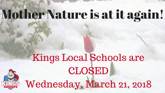 Schools Closed graphic