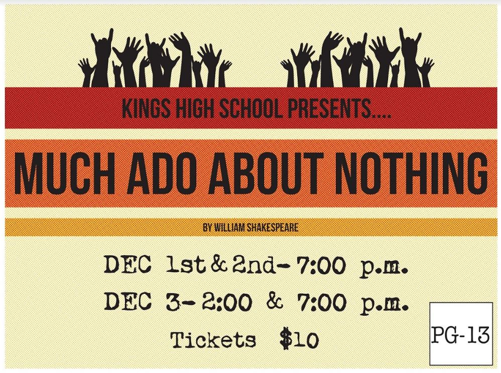 Much Ado About Nothing graphic