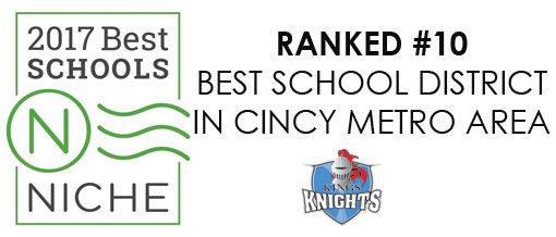 Niche best schools graphic