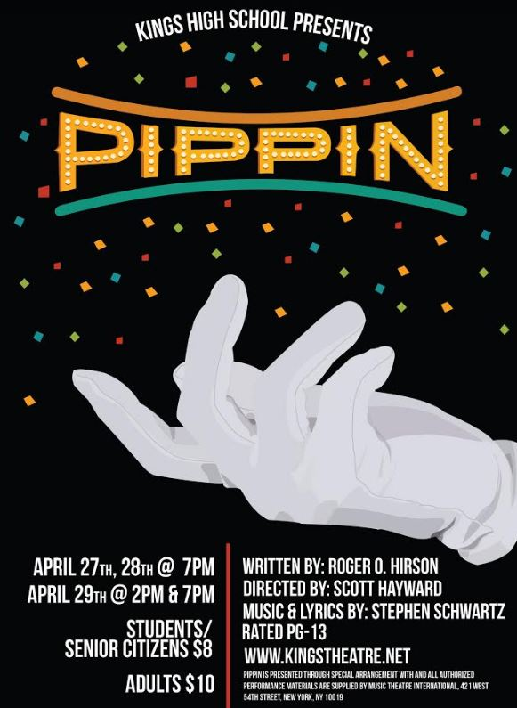 Pippin the Musical poster