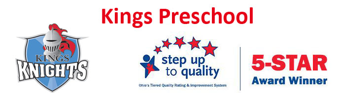 Kings Preschool Graphic