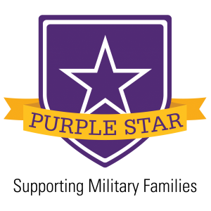 ODH Purple Star graphic