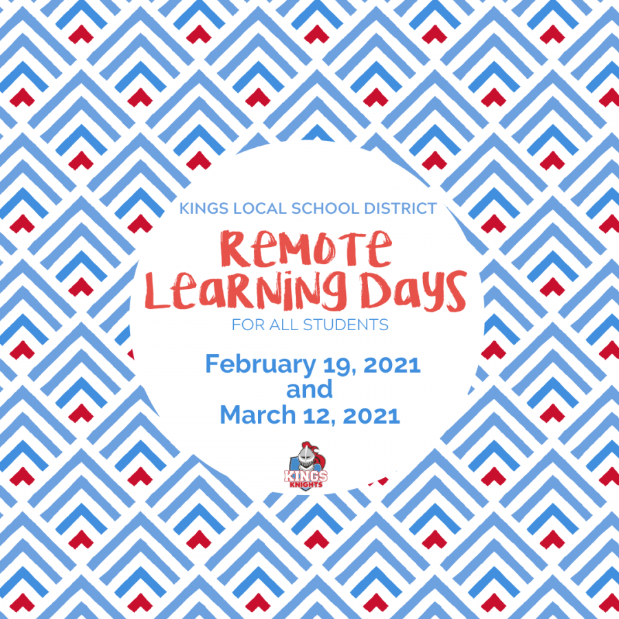 Remote Learning Days graphic