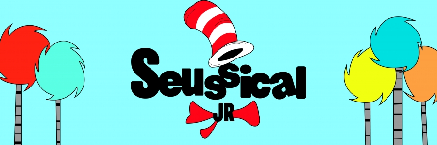 Seussical JR graphic
