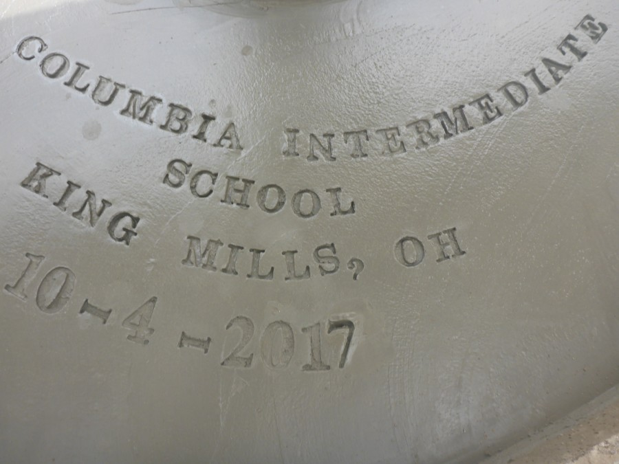 Picture of Columbia Intermediate School Well in South Sudan