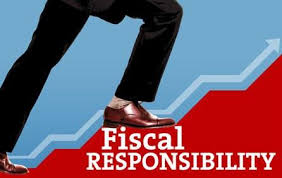 Fiscal responsibility graphic