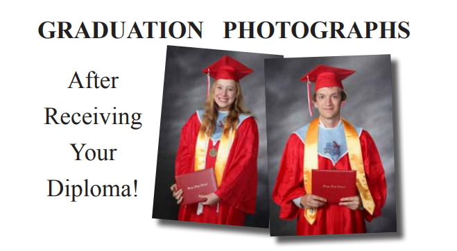 Graduation Photo ordering image